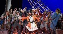 Still from The Pirates of Penzance