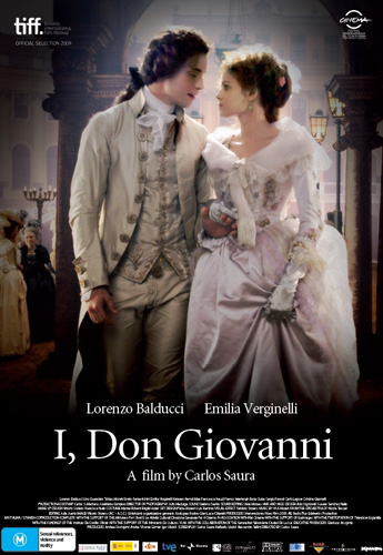 I, Don Giovanni