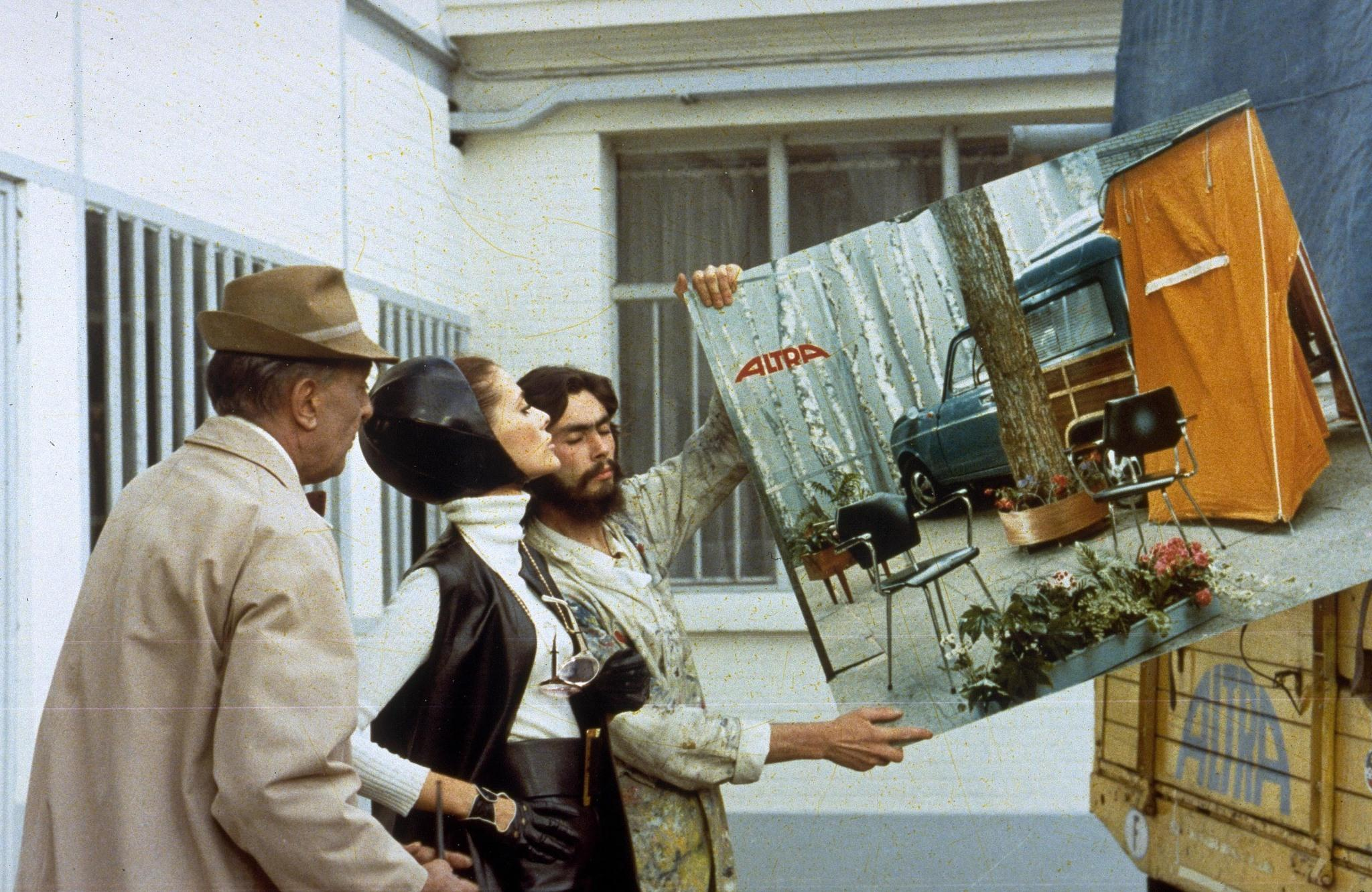 Iconic Jacques Tati Comedies – Potential Films