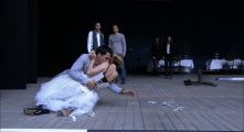 Still from Becoming Traviata
