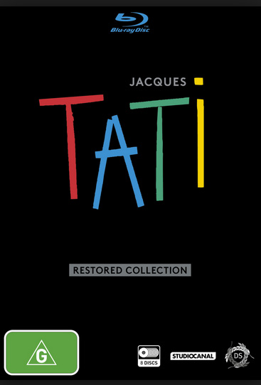 Jacques Tati: The Restored Collection