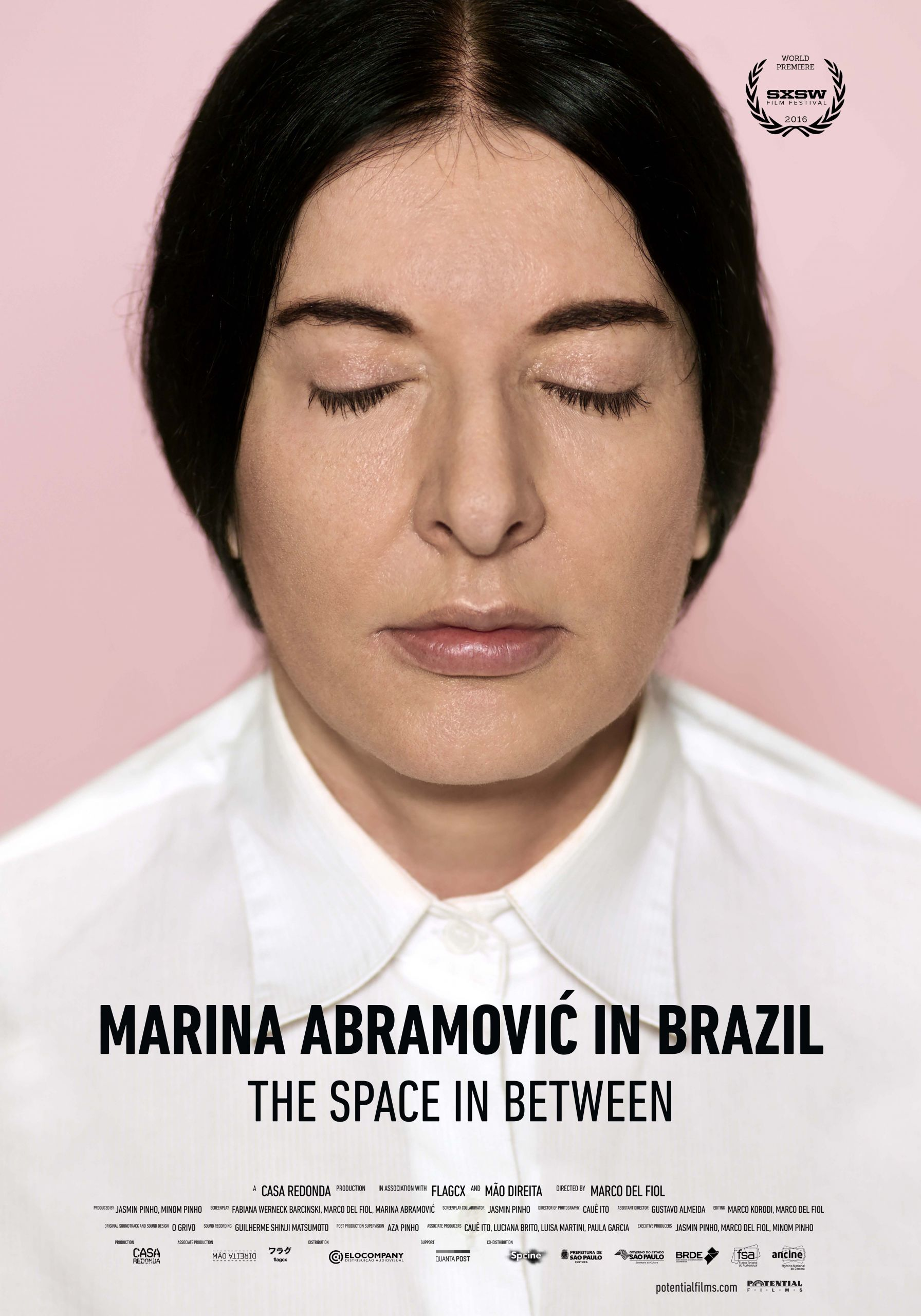 Marina Abramović in Brazil – The Space in Between