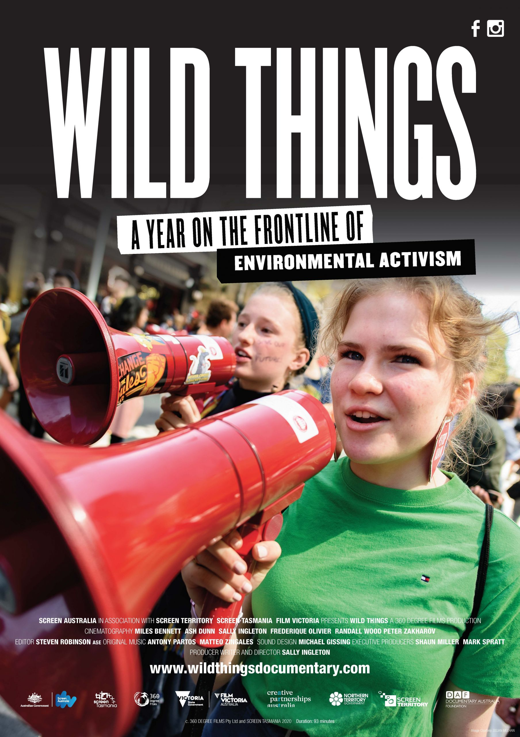 Wild Things: A Year on the Frontline of Environmental Activism